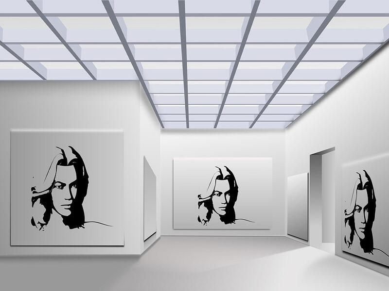 Exposition Bernadette Delrieu