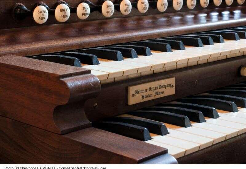 Les mystères de l'orgue Skinner