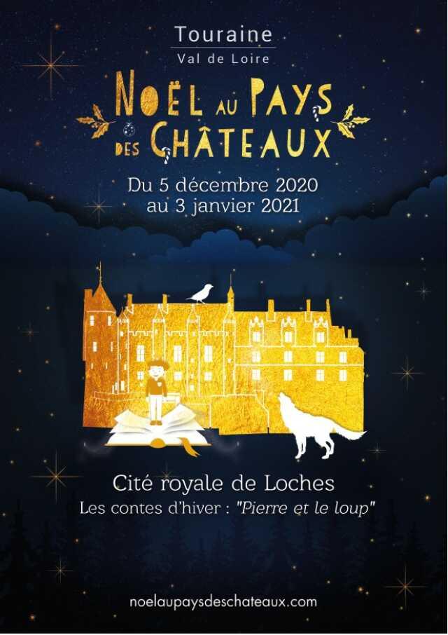 Noël au pays des châteaux: Les contes d'hiver de la Cité royale