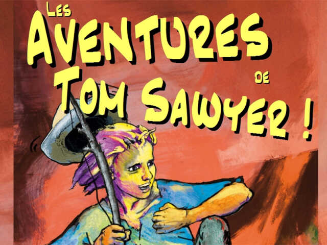 Les aventures de Tom Sawyer, conte musical
