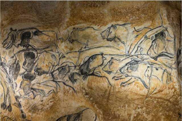Exposition : La grotte Chauvet, premier chef d'oeuvre de l'humanité – révélée par la 3D