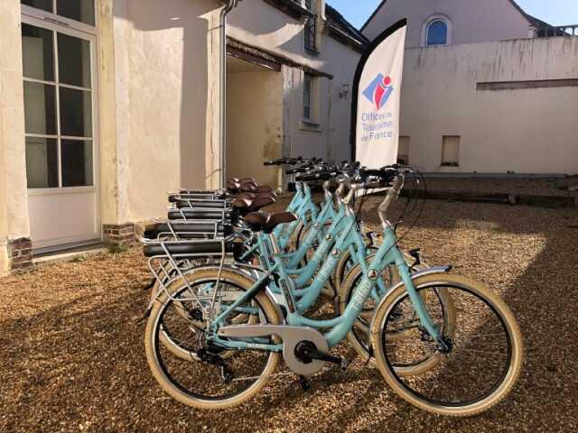 Boucle à vélo accompagnée Les bulles du bocage