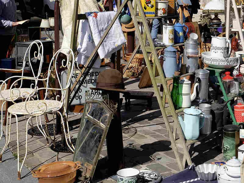 Concours de labours et vide-greniers