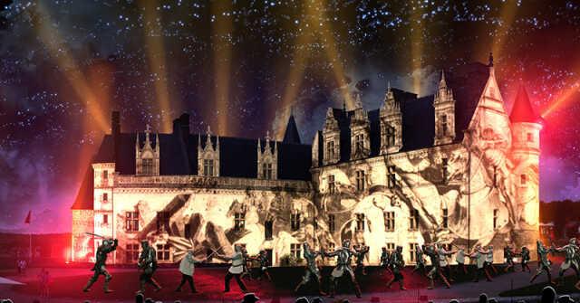 La Prophétie d'Amboise - Son & Lumière avec figurants