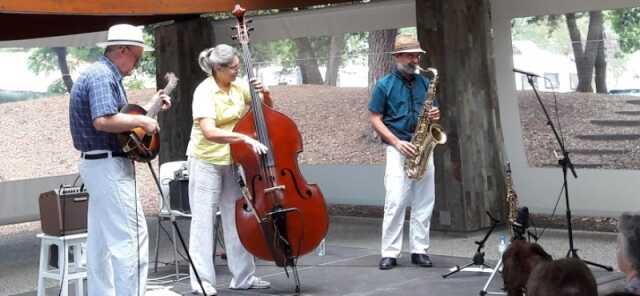 Jazz Au Pressoir : Trio Express