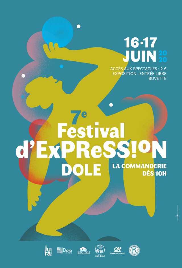 7ème festival d'expression