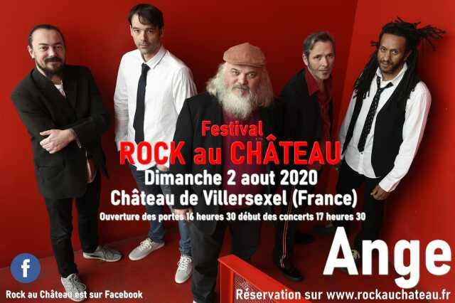 Festival rock au chateau de villersexel