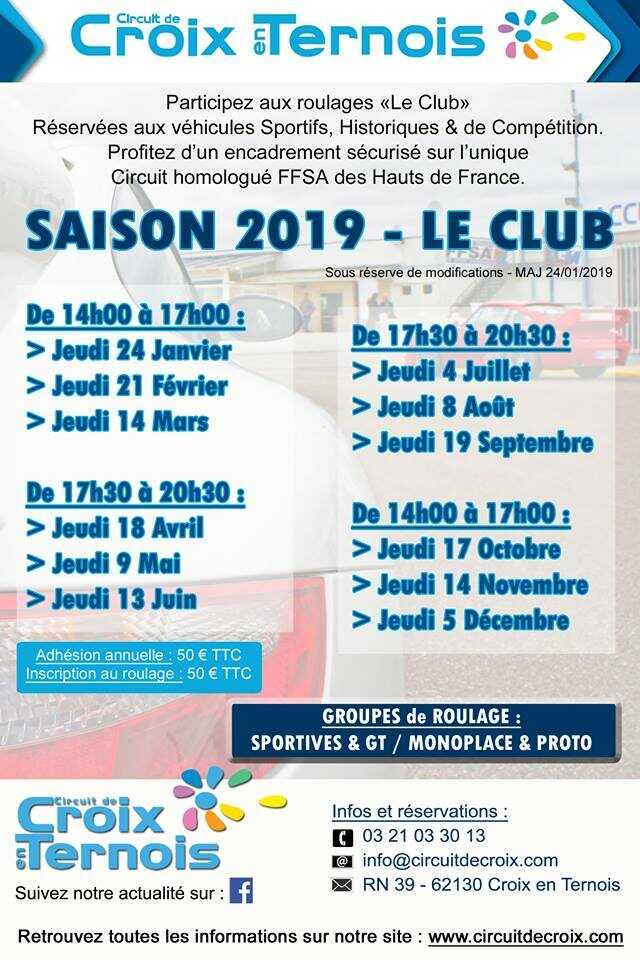 Circuit De Croix En Ternois Calendrier 2021 Pas de Calais   Manifestation culturelle   Calendrier 2019 du