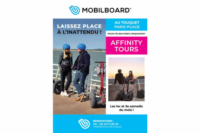 Affinity Tours - Mobilboard
